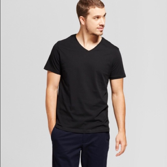 f1194ce6 Mossimo Supply Co. Shirts | Mens Mossimo Fit Stand Vneck Tshirt Size ...